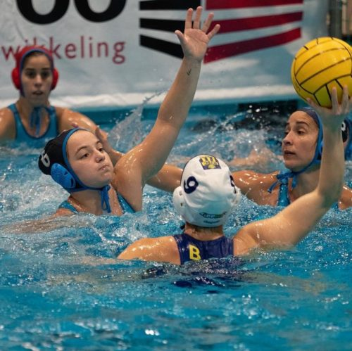 LEIDEN WATERPOLO INVITATIONAL GROOT SUCCES